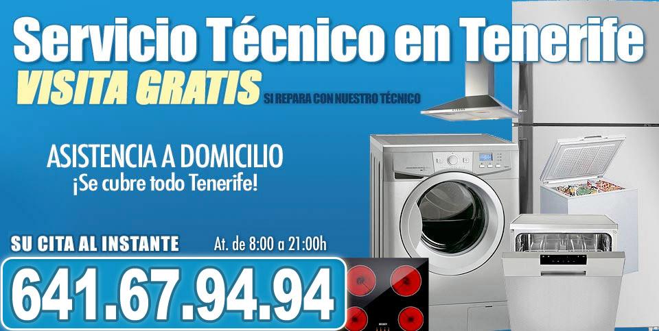 Servicio Tecnico Whirlpool en Tenerife