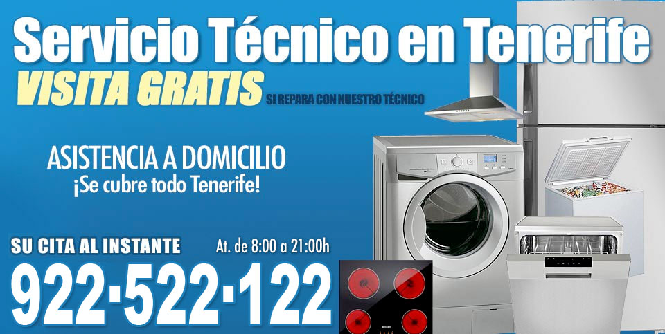 Servicio Tecnico en Tenerife